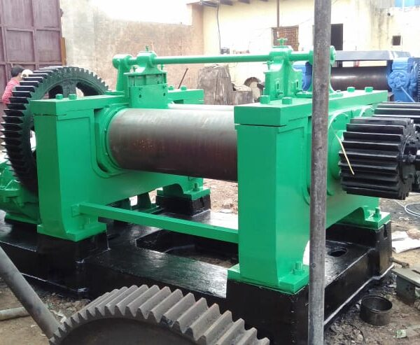 """Rubber Mixing Mill 18"""" X 48"""""""