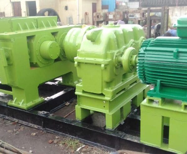 """Buy   Sell Used Rubber Refiner Mill Size 21"""" X 24"""" X 36"""""""