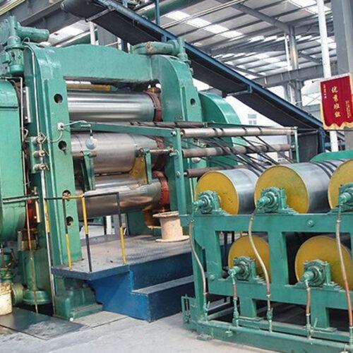 SECOND-HAND RUBBER SHEET MACHINE