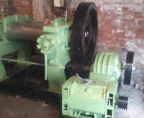 Rubber Mixing Mill Size